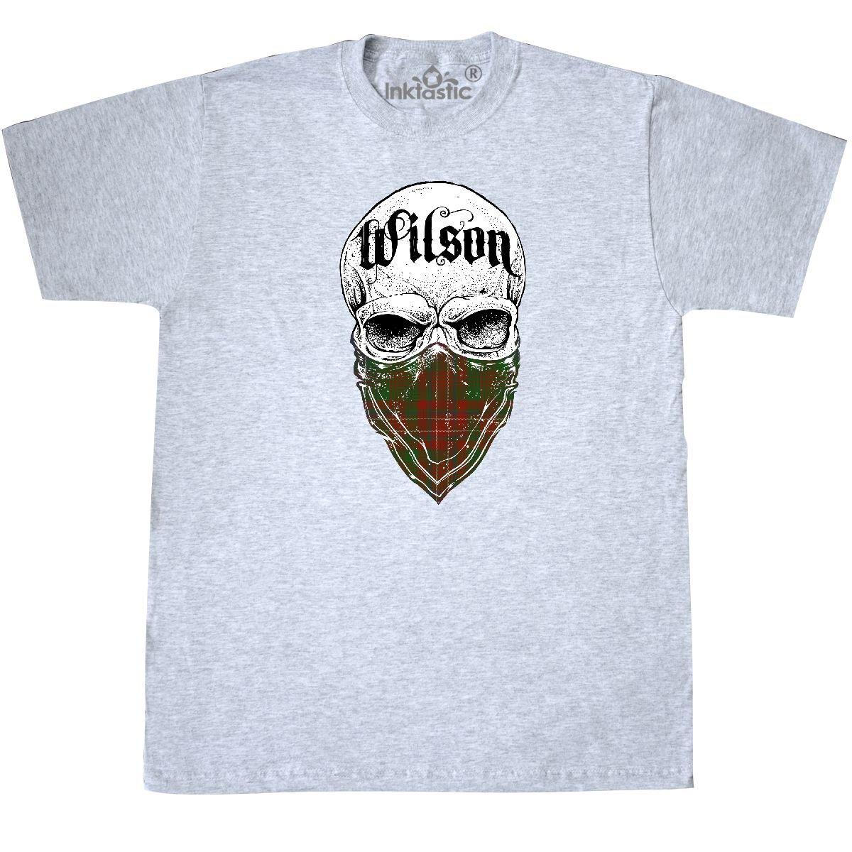 Wilson Tartan Bandit T Shirt 2a993