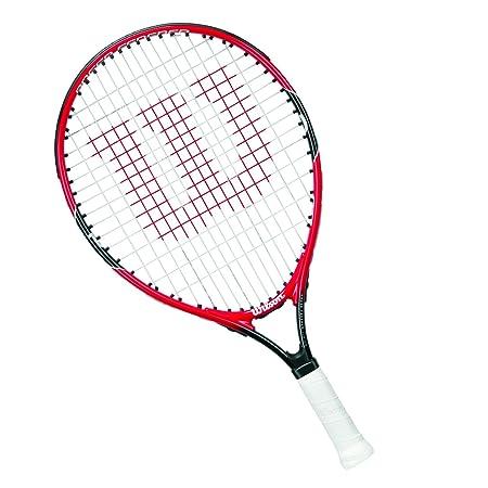 Buy Wilson Roger Federer Tennis Racquet Junior 25 Inch Online At Low Prices In India Amazon In