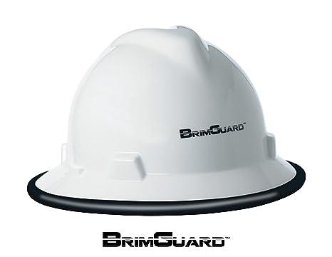 DripGuard ID Hard Hat Full Brim Protective Accessory Color Black