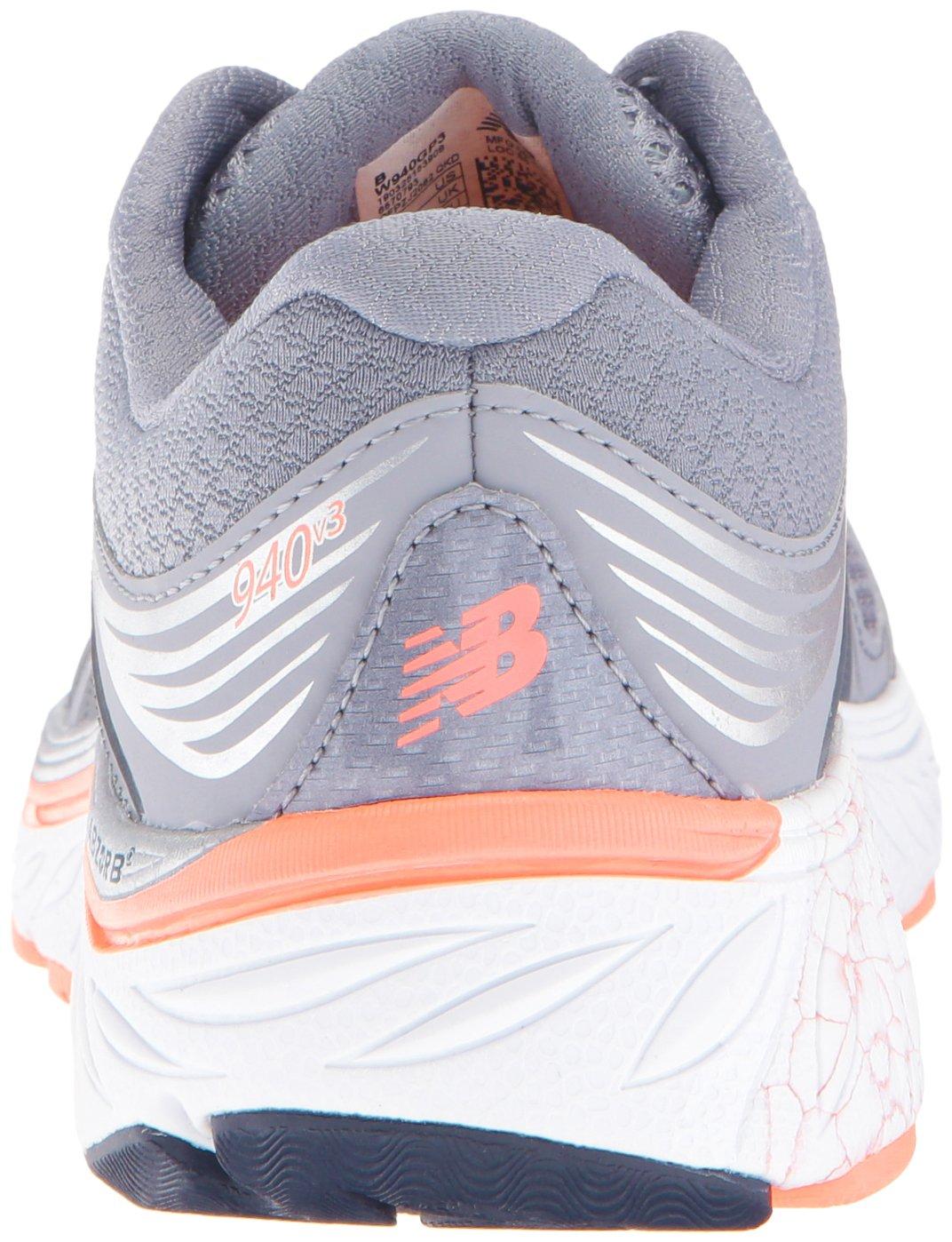 New Balance Women's w940v3 Running Shoe B01CQVF4IS 11 B(M) US|Silver