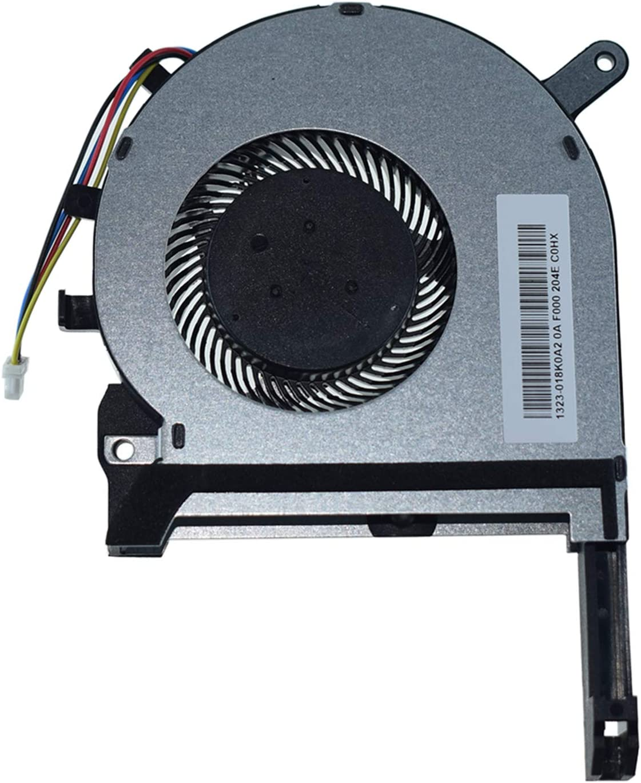 CPU Cooling fan DFS5K12304363H Asus FX505 FX505D FX95G ZX86F