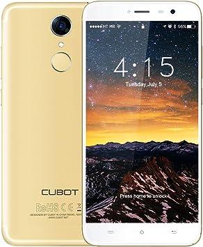 Cubot Ordenador Plus Smartphone 4 G LTE sin Contrato con sensor de huellas dactilares, de 5.2