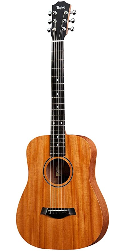Amazon Taylor BT2 Baby Acoustic Guitar Mahogany Top Musical Instruments