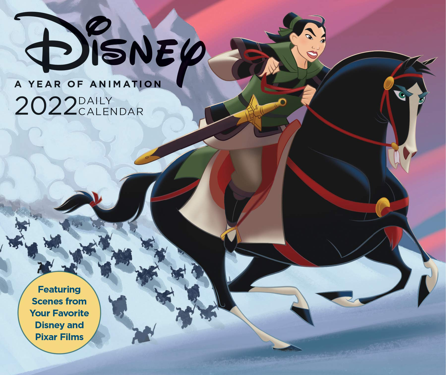 Calendrier 2022 Disney Disney 2022 Daily Cal: Wilson, Chuck: 9781797200910: Amazon.com: Books