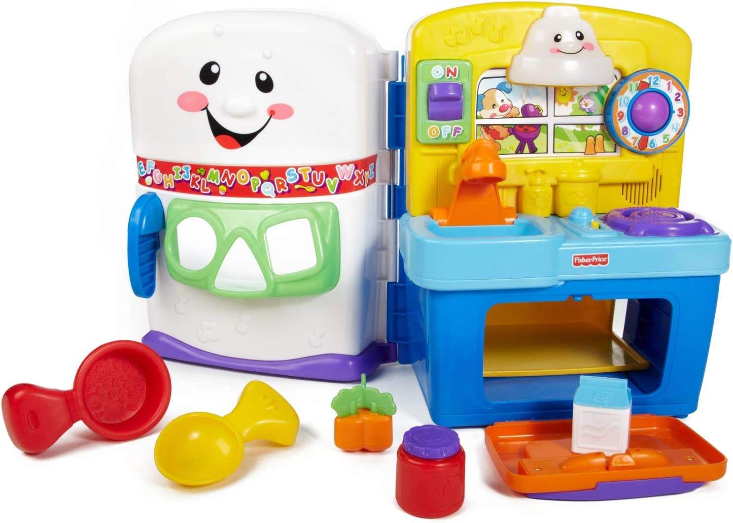 Top 7 Best Fisher-Price Laugh & Learn Reviews in 2020 3