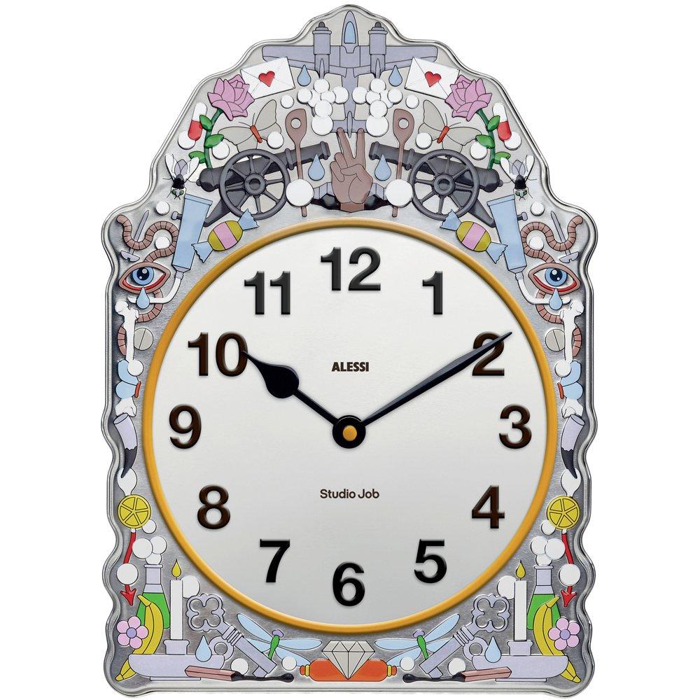 【正規輸入品】 ALESSI アレッシィ COMTOISE アナログ 掛け時計 SJ01   B01J1R8MNE