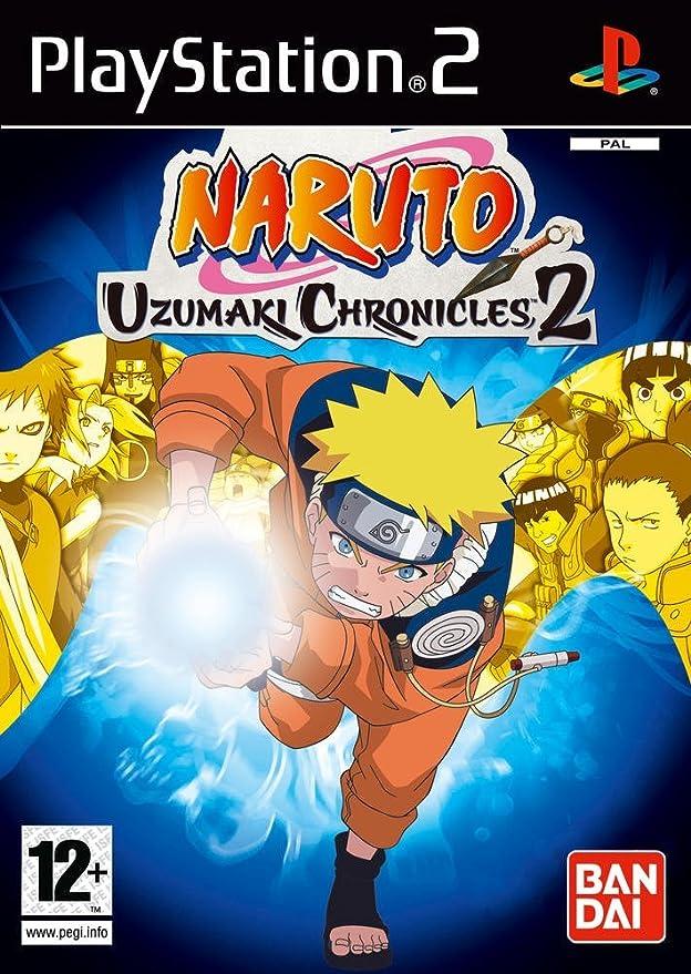Naruto : uzumaki chronicles 2 [Importación francesa]: Amazon ...