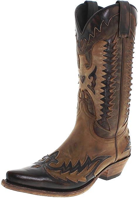 amazon botas sendra mujer