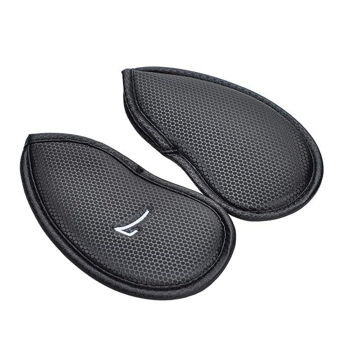 Amazon.com: Songway - Juego de 12 fundas para cabezas de ...