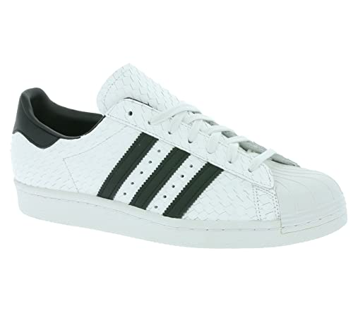 Sneaker ADIDAS ORIGINALS SUPERSTAR 80 Color Bianco