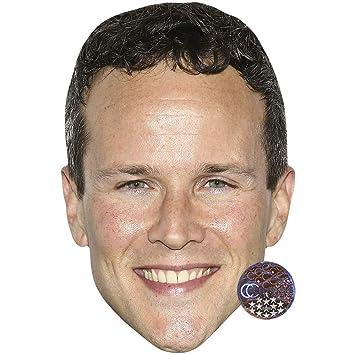 Celebrity Cutouts Scott Weinger Big Head Amazonde Spielzeug