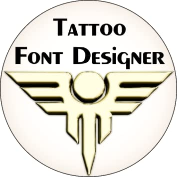 Amazon com: Tattoo Font Designer: Appstore for Android