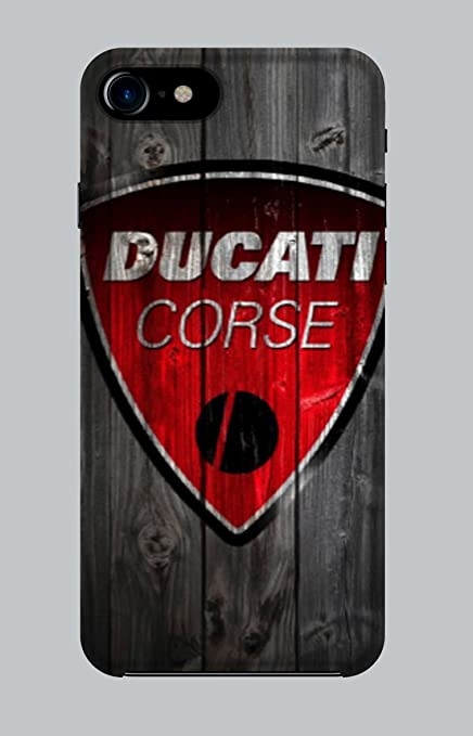 WorldSell Coque en TPU IPHONE 7-8 Brands 009 Ducati: Amazon.fr ...