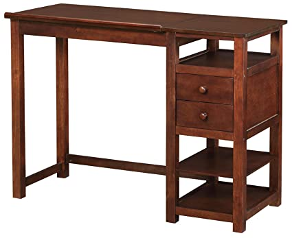 Amazon Com Dorel Living Drafting And Craft Counter Height Desk