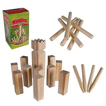 Wikinger Wurfspiel Spiele Für Draußen Outdoor Spiele Für Kinder