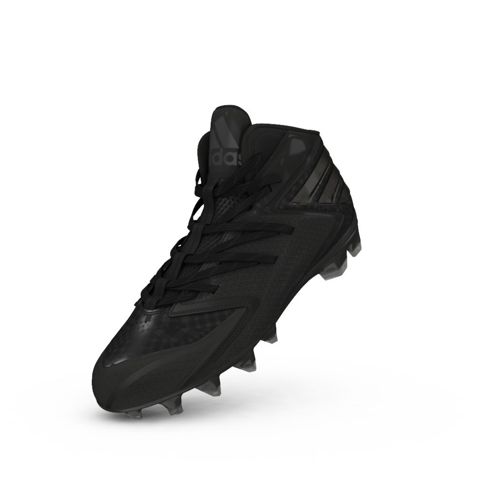 adidas Freak X Carbon Mid Mens Football Cleat 16 Black by adidas