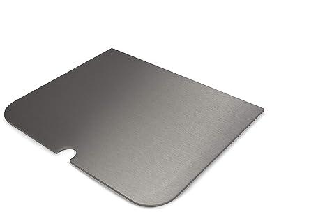 Placa de acero inoxidable / Plancha / placa plancha / plancha de acero inoxidable para Weber