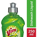 Vim Concentrated Gel Power of 100 Lemons - 250 ml