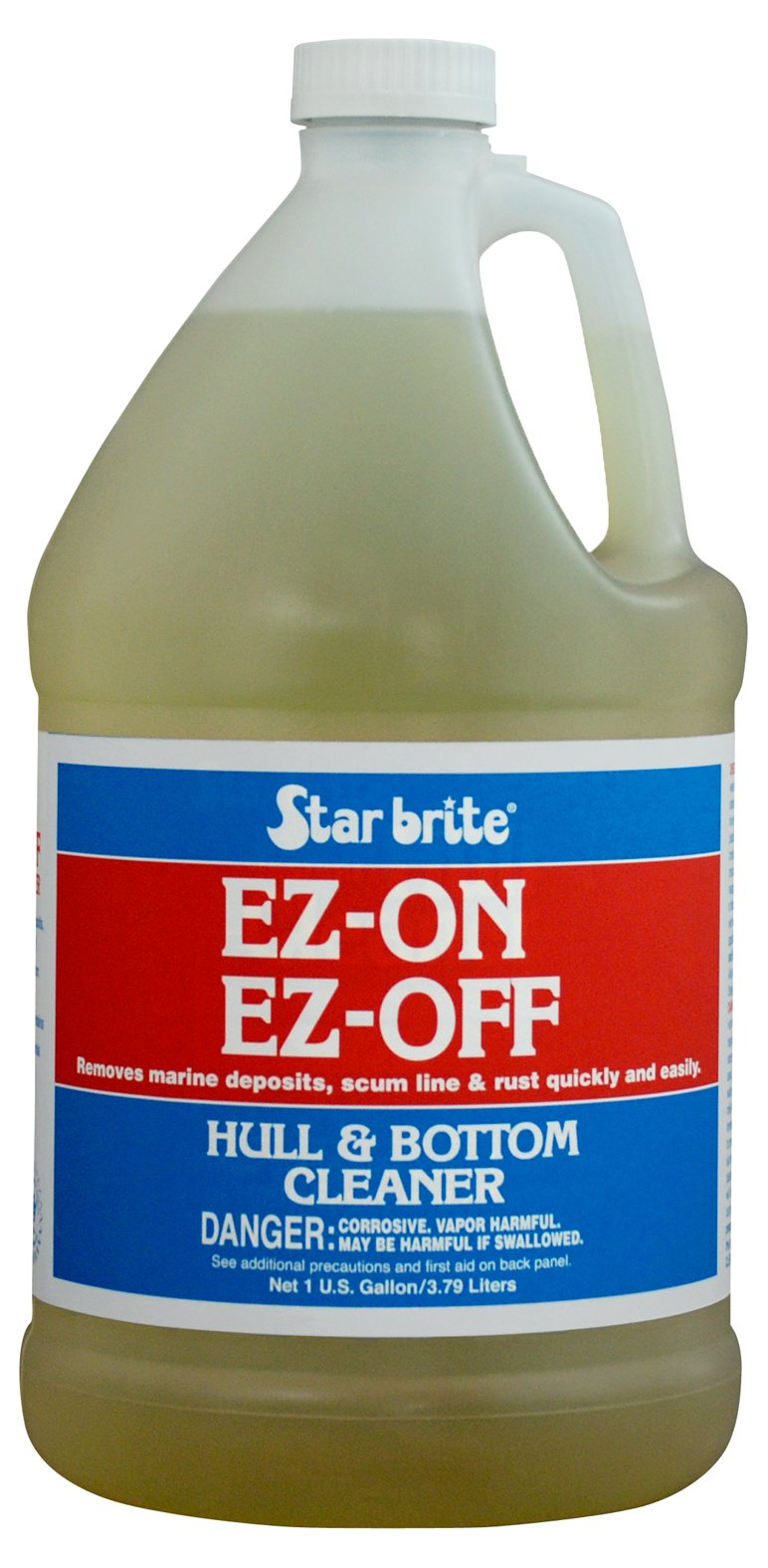Star Brite EZ-ON EZ-OFF Hull & Bottom Cleaner 1 Gallon