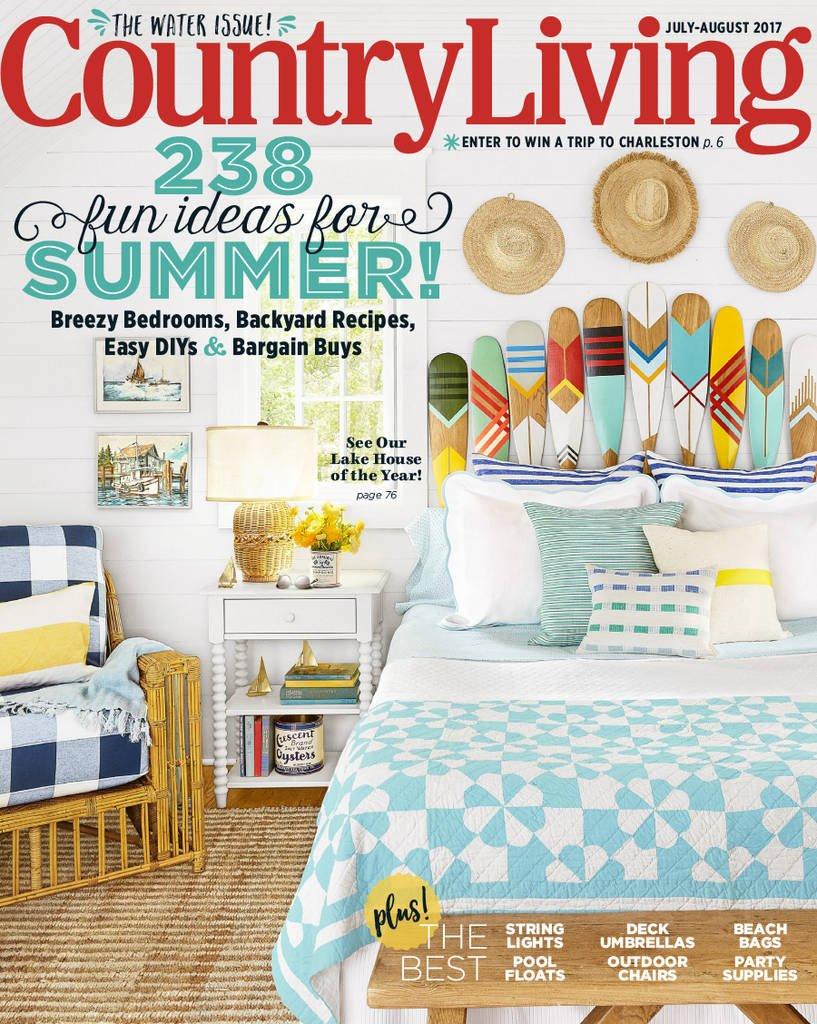 country living amazon com magazines