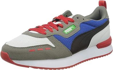 PUMA R78 Jr, Zapatillas Unisex niños: Amazon.es: Zapatos y complementos