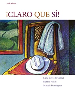 Amazon.com: Claro Que Si!: An Integrated Skills Approach ...