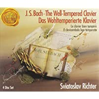 Bach,J.S: Well-Tempered Clavier (Complete)