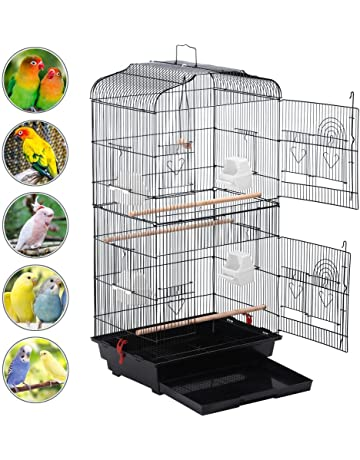 Other Bird Supplies Pet Supplies Smart Bird Canaries Cage Finches Feeder Seats Plastic Swing Hook Bird Pet