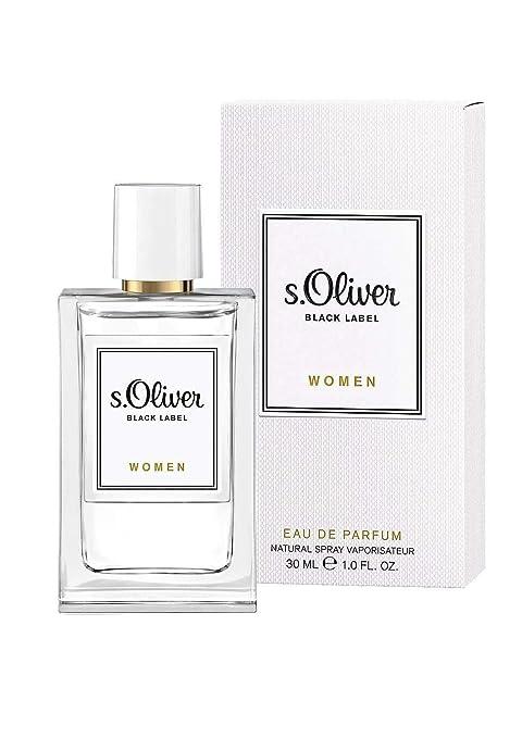 Oliver Black Label - Agua de colonia para mujer, 30 ml