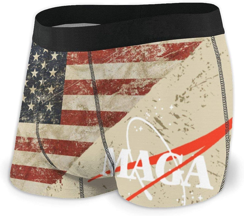HIHIJK Jkof MAGA Make America Great Again Mens Fashion Underwear Comfortable Boxer Shorts