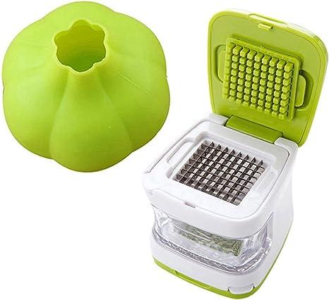 Garlic Ginger Crusher Vegetable Grinding Press Garlic Presses Master Chopper