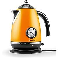 """Klarstein""""Aquavita Chalet"""" Teekannen Wasserkocher mit Thermostat"""