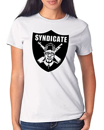 Certified Freak Syndicate T-Shirt Girls White