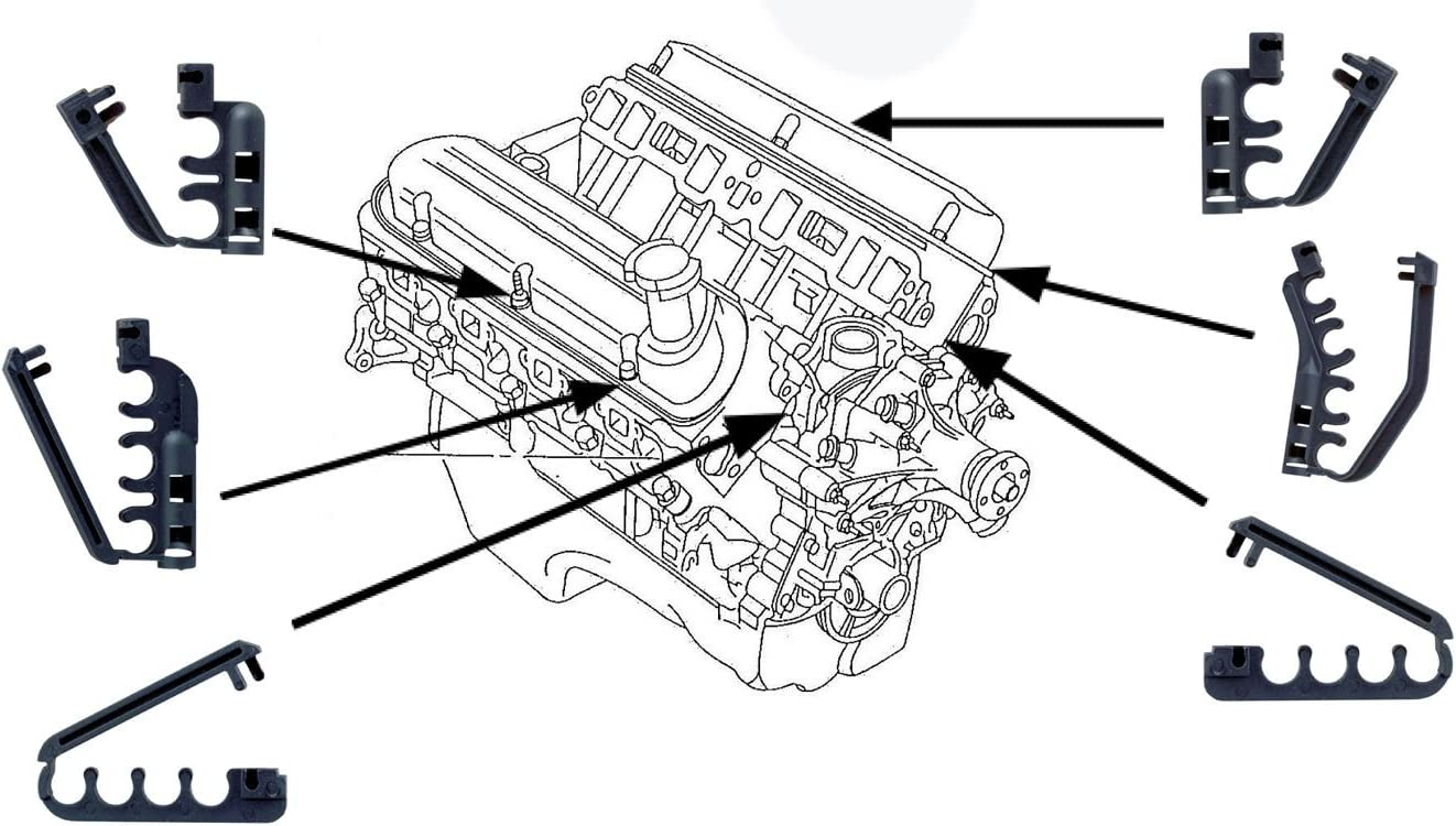 Mustang Spark Plug Wire Diagram