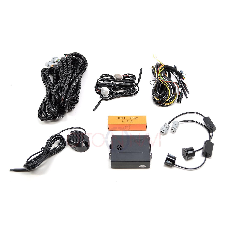 Amazon Ottonavi Universal Rear Blind Spot Sensor Monitor
