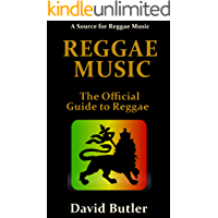 Reggae Music: The Official Guide to Reggae book cover