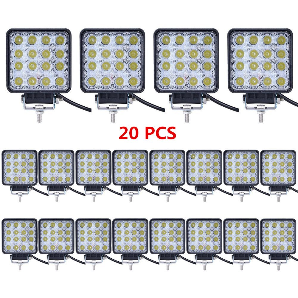 Led Light Bar, Lumitek 20PCS
