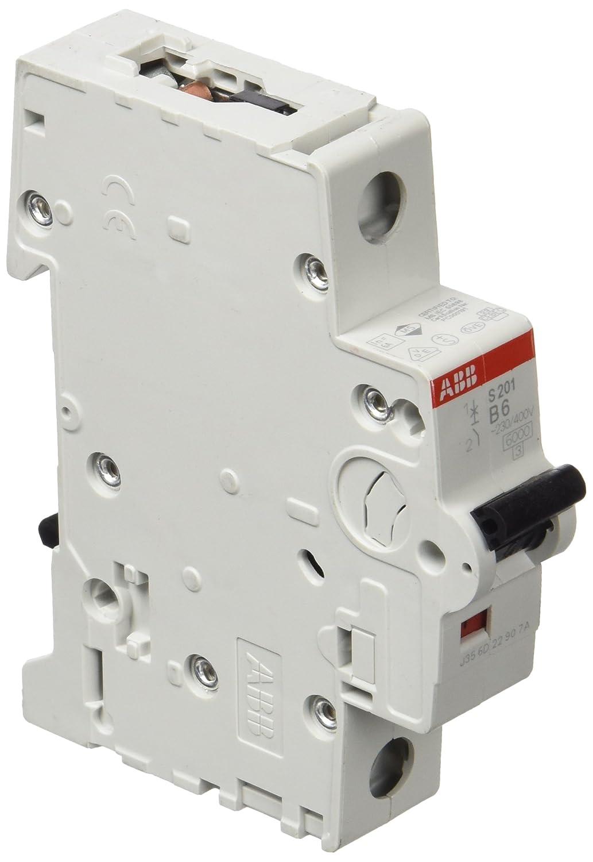 ABB S203-C25 25A Instalaci/ón de fusible para caja de fusibles