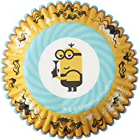 Wilton 50 Count Despicable Me 3 Minions Cupcake Liners, Assorted