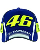 casquette valentino rossi 46 2017 yamaha officiel v tements et accessoires. Black Bedroom Furniture Sets. Home Design Ideas