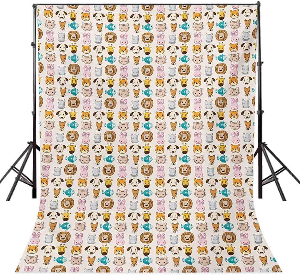 Christmas 8x10 FT Photo Backdrops,Merry Xmas Ornaments Pattern Over Wooden Board Background Holly Jolly Happy Design Background for Baby Birthday Party Wedding Vinyl Studio Props Photography Brown Re