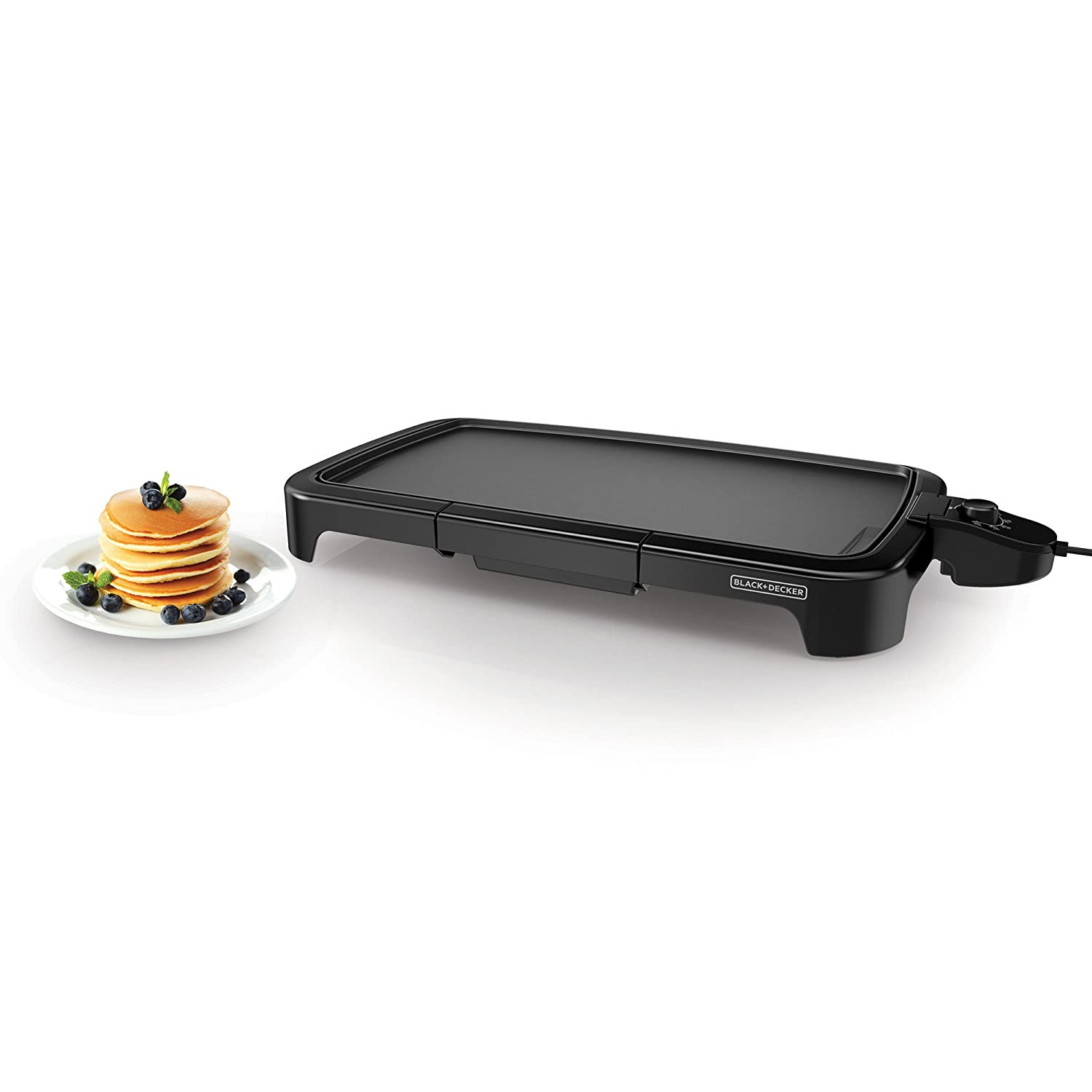 Pancake Maker Electric Grill Nonstick Cooker Griddle ...