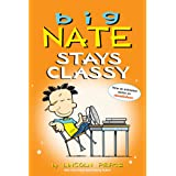 Big Nate Stays Classy: Two Books in One