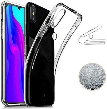 cookaR Funda ASUS ROG Phone II, Carcasa Antigolpes Suave Silicona ...