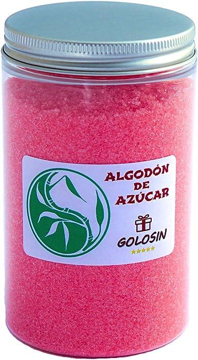 Azúcar para máquina de Algodón - Sabor Fresa (330gr.) - Sin ...