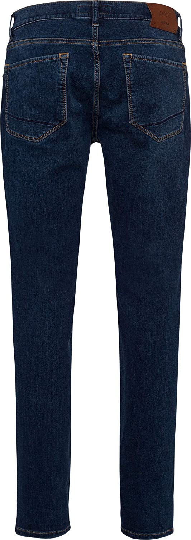 BRAX Men's Chuck, Hi Flex Denim Slim Jeans Blue (Regular Blue Used 25)