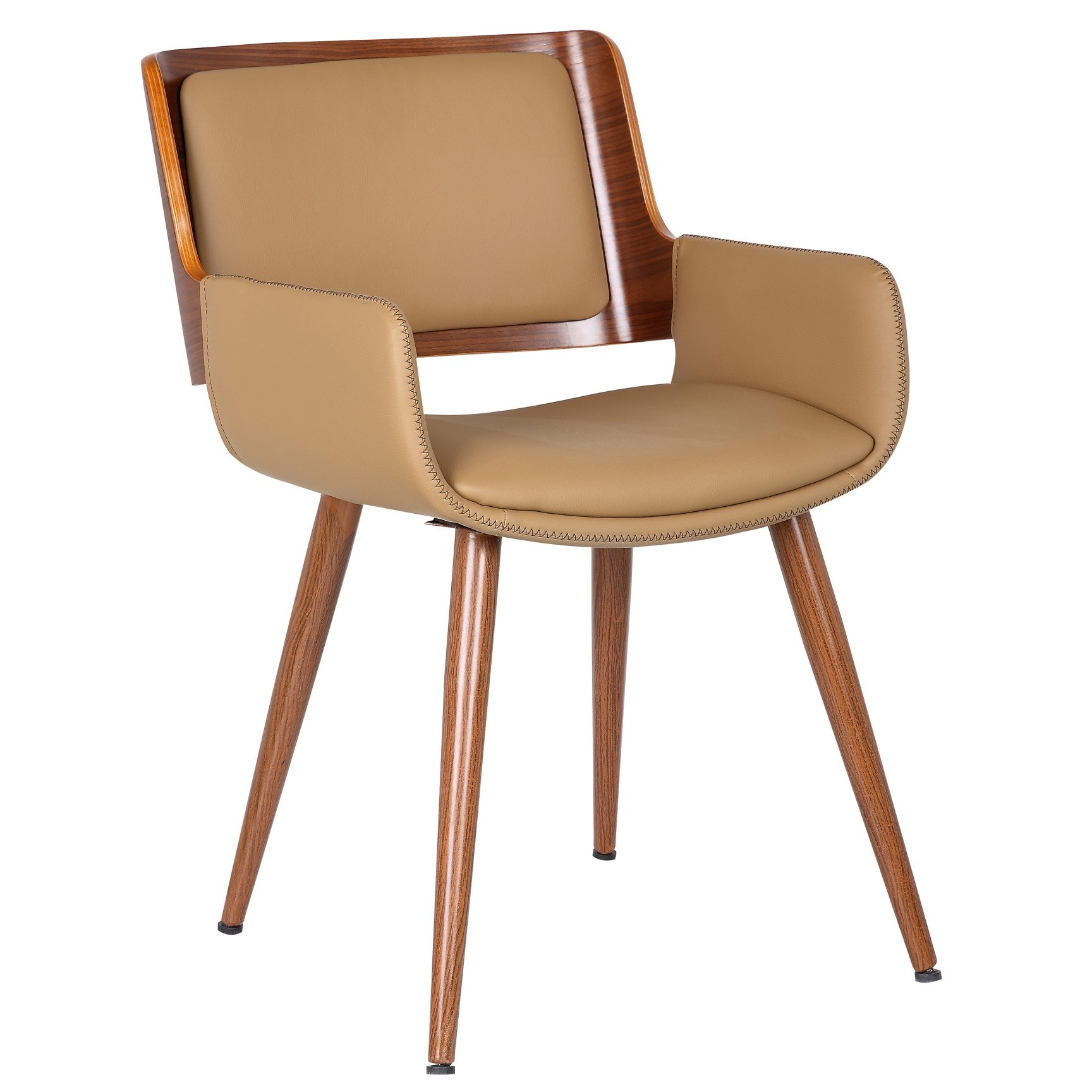 Porthos Home Finnick Leisure Chair, Natural