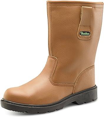 TALLA 10 UK. Click - Calzado de protección para hombre
