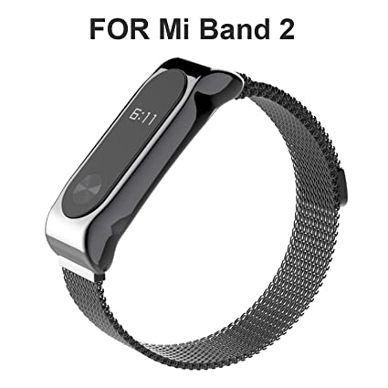 Amazon.com: Senb-tech Miband 2 strap Replacement Strap ...