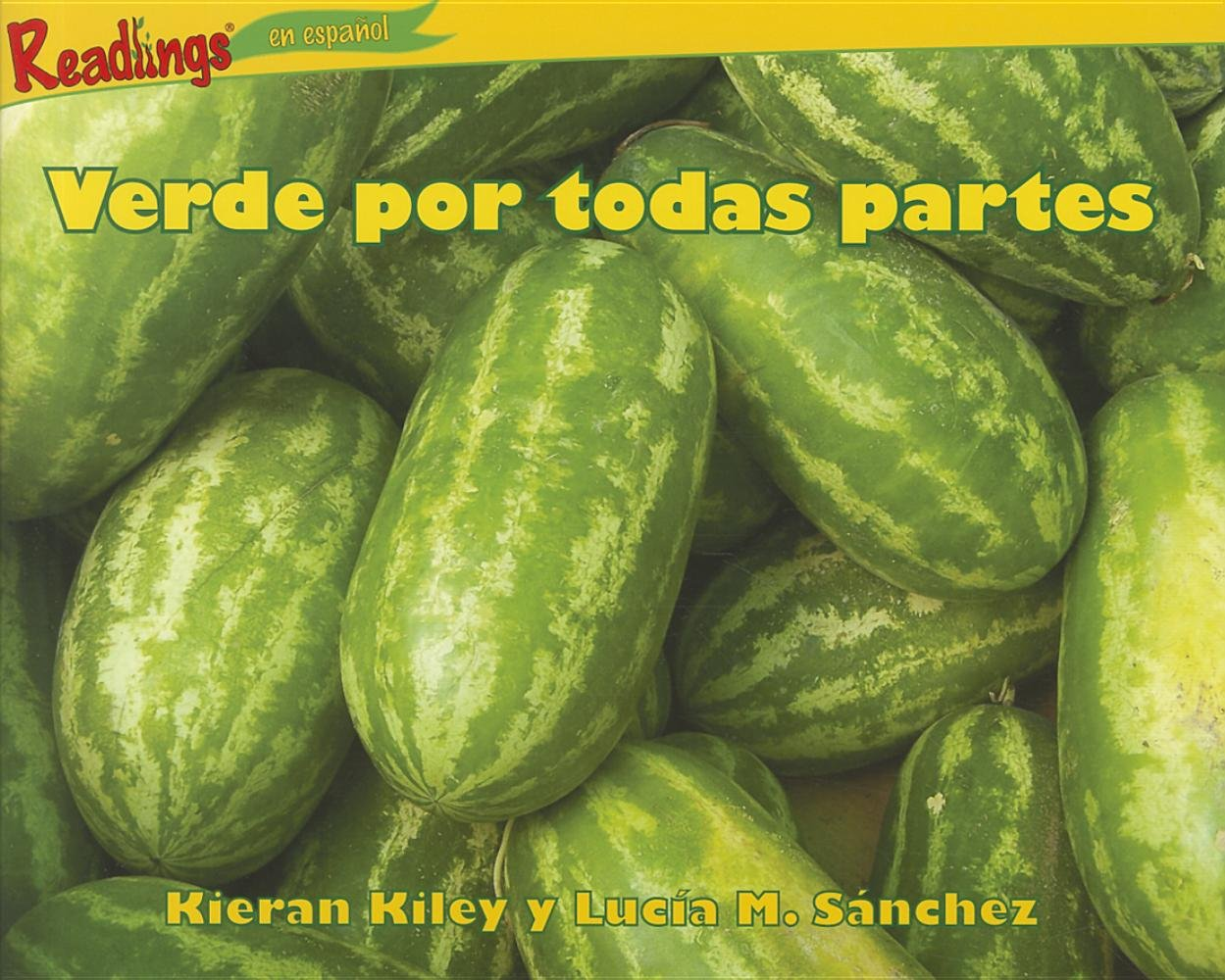 Verde por todas partes / Green Everywhere (Reading en Espanol) (Spanish Edition) ebook